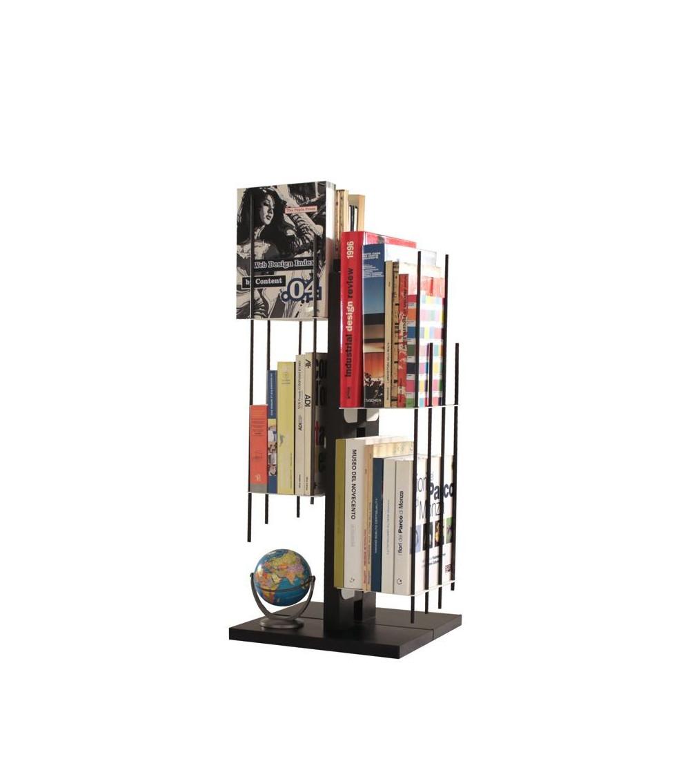 Bibliothek Le zie di Milano Zia Veronica a colonna 60 cm