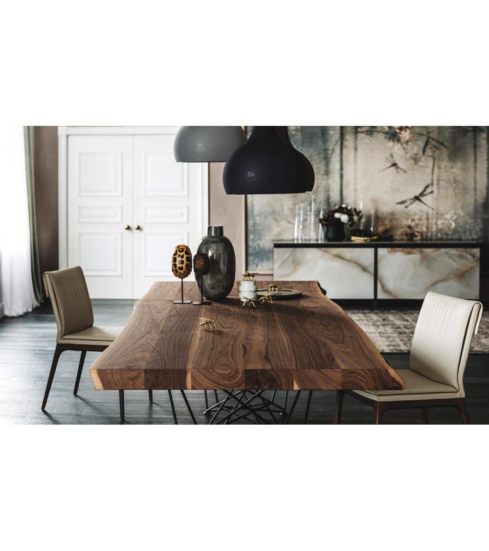 Tavolo gordon deep wood cattelan
