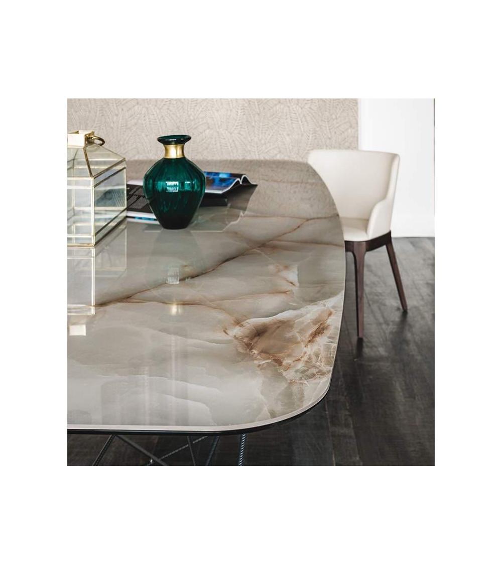 Table Cattelan Gordon Keramik