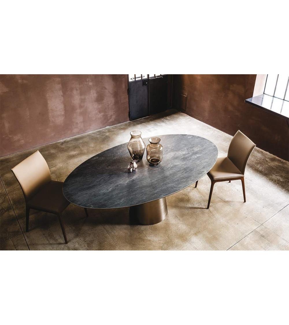 Tavolo in marmo Cattelan Yoda Keramik