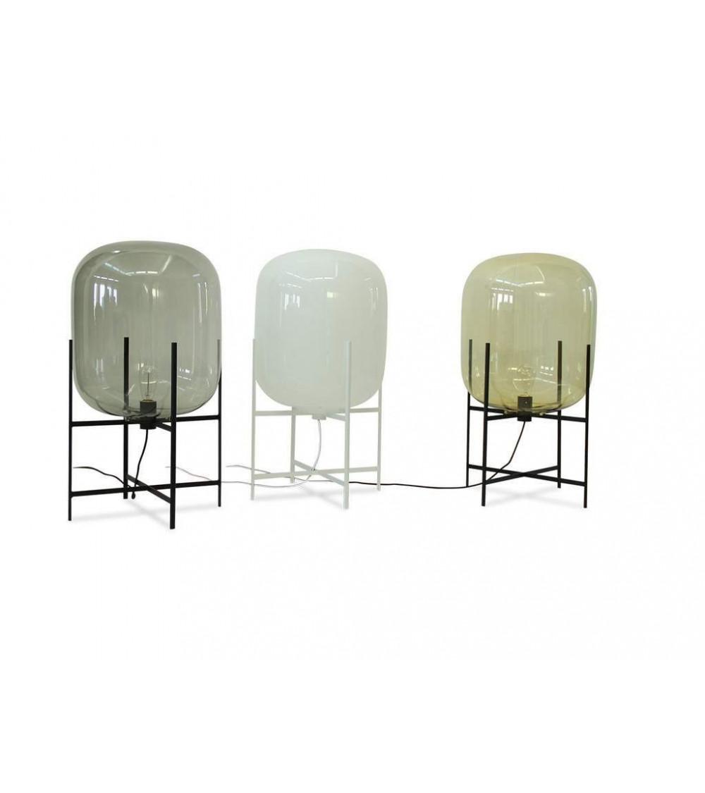 Lampada in vetro da Tavolo/Terra Oda Pulpo Medium
