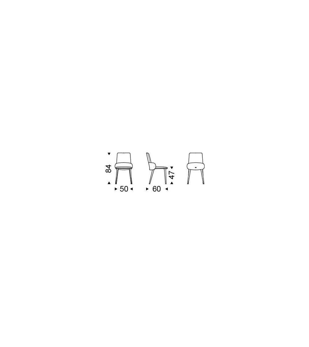 chaise-cattelan-ginger