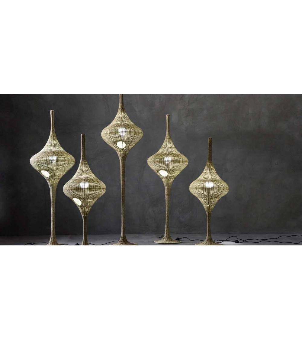 Ground lamp Gervasoni Spin S/M/L
