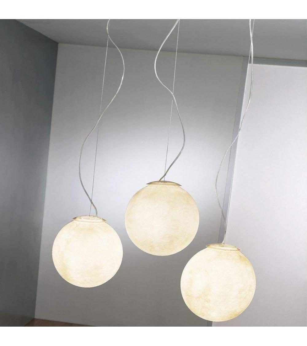 Lámpara colgante In-es.artdesign Luna