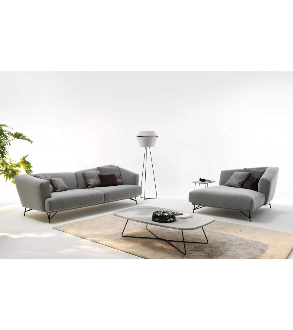 Sofa Ditre Italia Lennox 2 seater in fabric