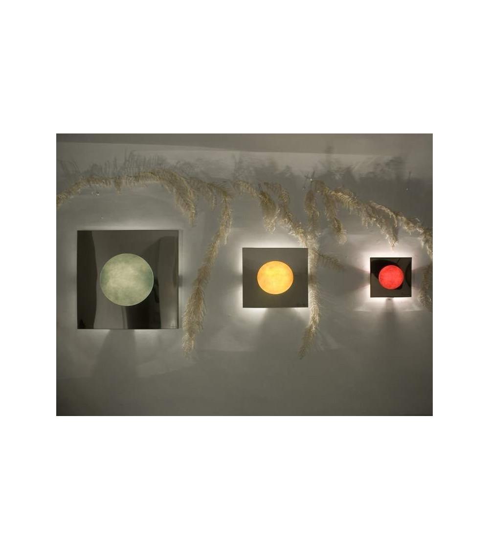 Wandlampe In-es.artdesign Washmachine