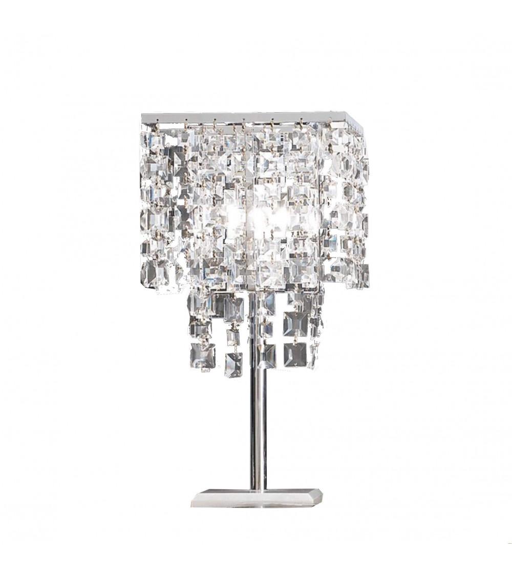 Tischlampe Adriani&Rossi Glass