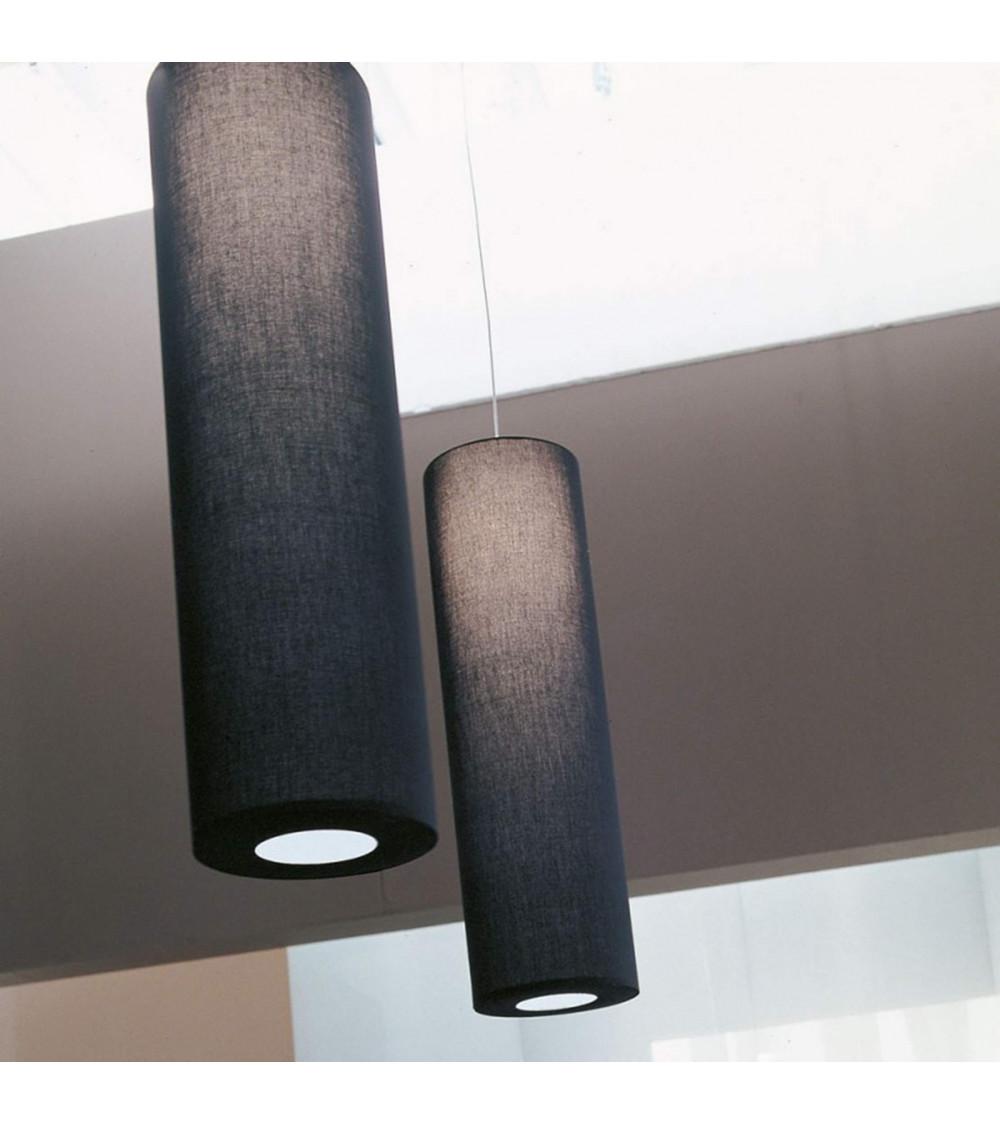 lampadari moderni di design adriani&rossi cilindro