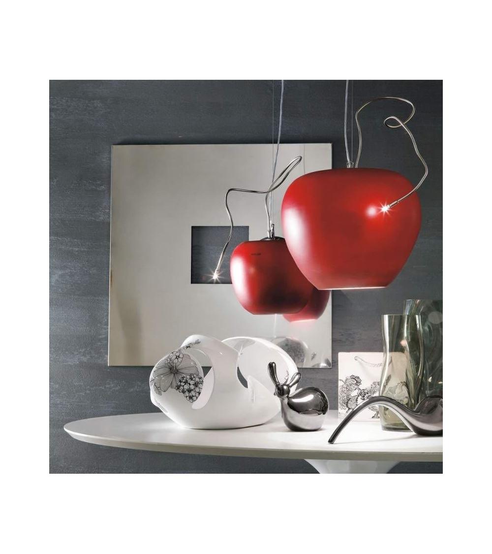 modern chandeliers ceramic adriani & rossi lucciola