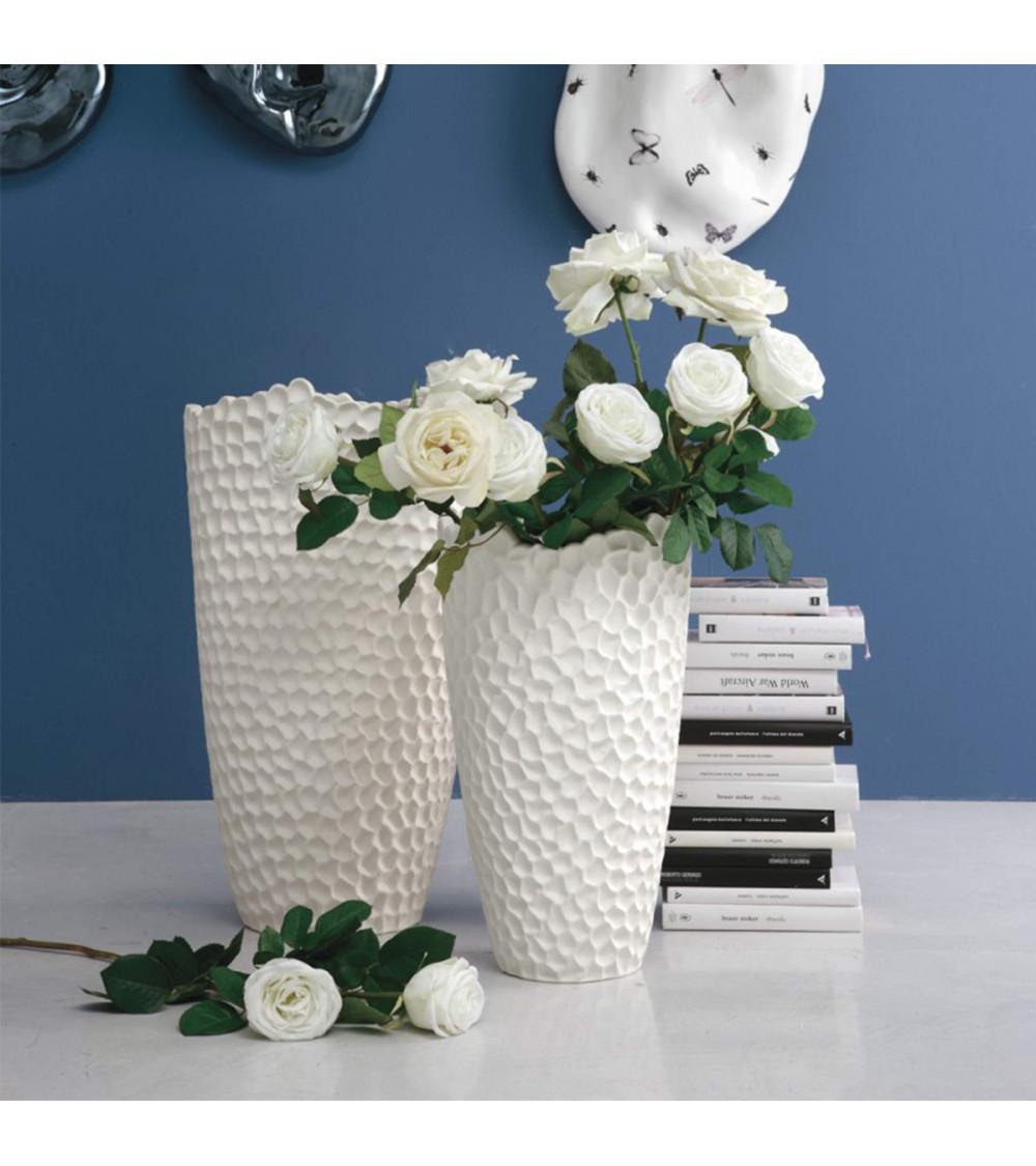 vaso di design in ceramica nido adriani&rossi