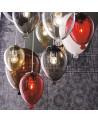 lampadari moderni in vetro adriani&rossi balloon up