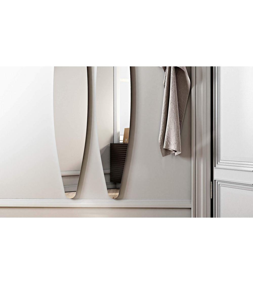 miroir ovale Riflessi Dioscuri