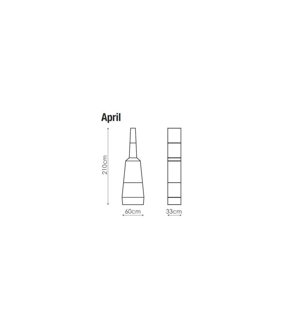 Bookcase Bonaldo April