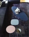 Cattelan Kaos Tavolino  ovale