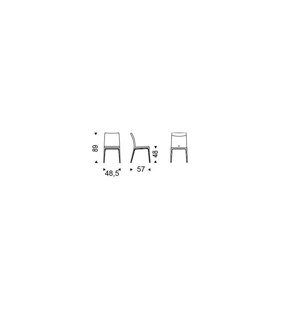 sedia-schienale-basso-cattelan-arcadia-misure