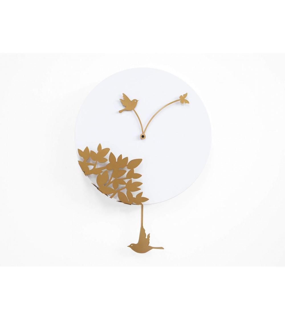 Wall clock  Progetti 25th Little bird's story