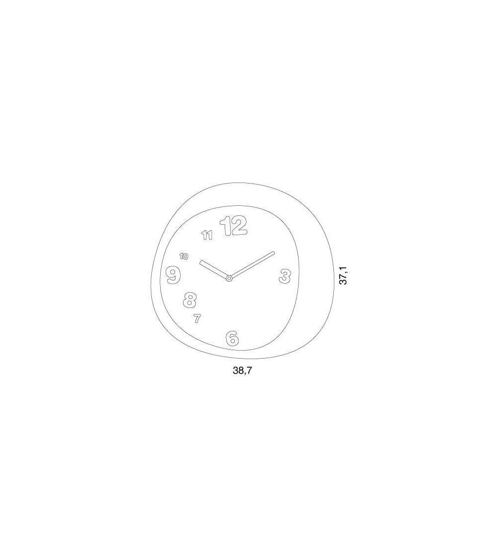 Scheda tecnica Orologio da parete Progetti 25Th Woodie