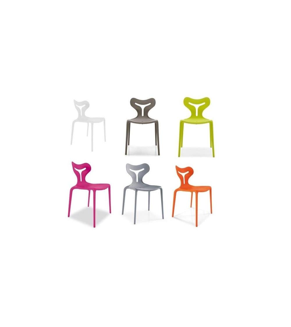 Chair Connubia Calligaris AREA51 CB/1042