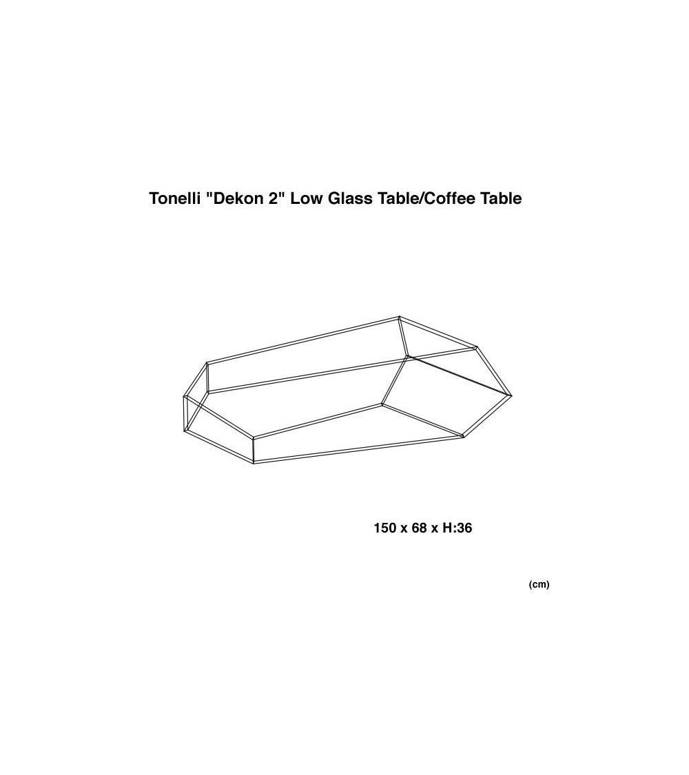 Small table Tonelli Dekon 2