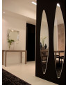 Espejo Oval Riflessi Dioscuri
