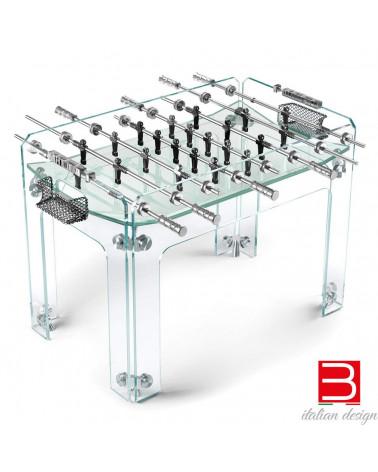 Calcio Balilla Teckell Cristallino Transparent