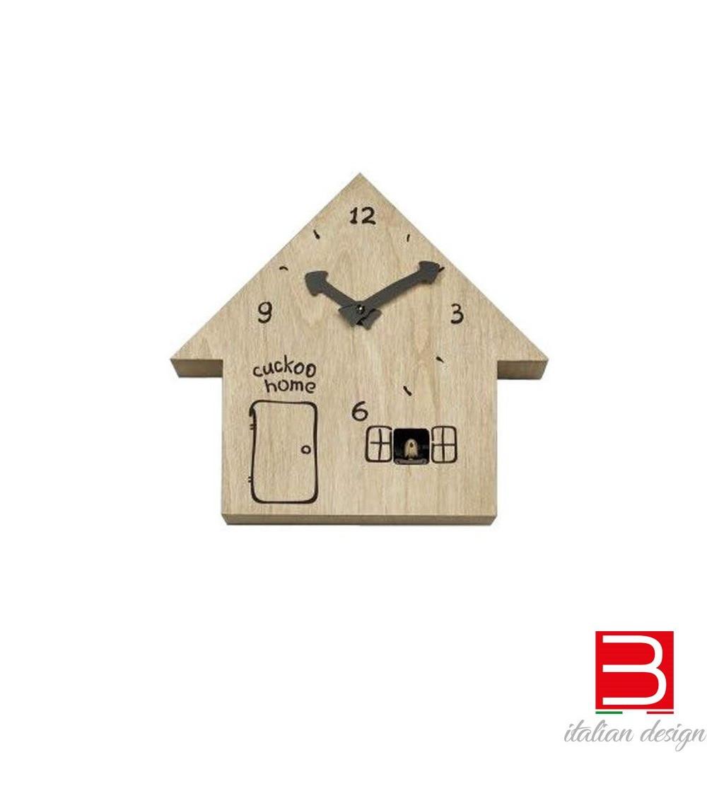 Orologio in legno Progetti 25th year Cuckoo Home