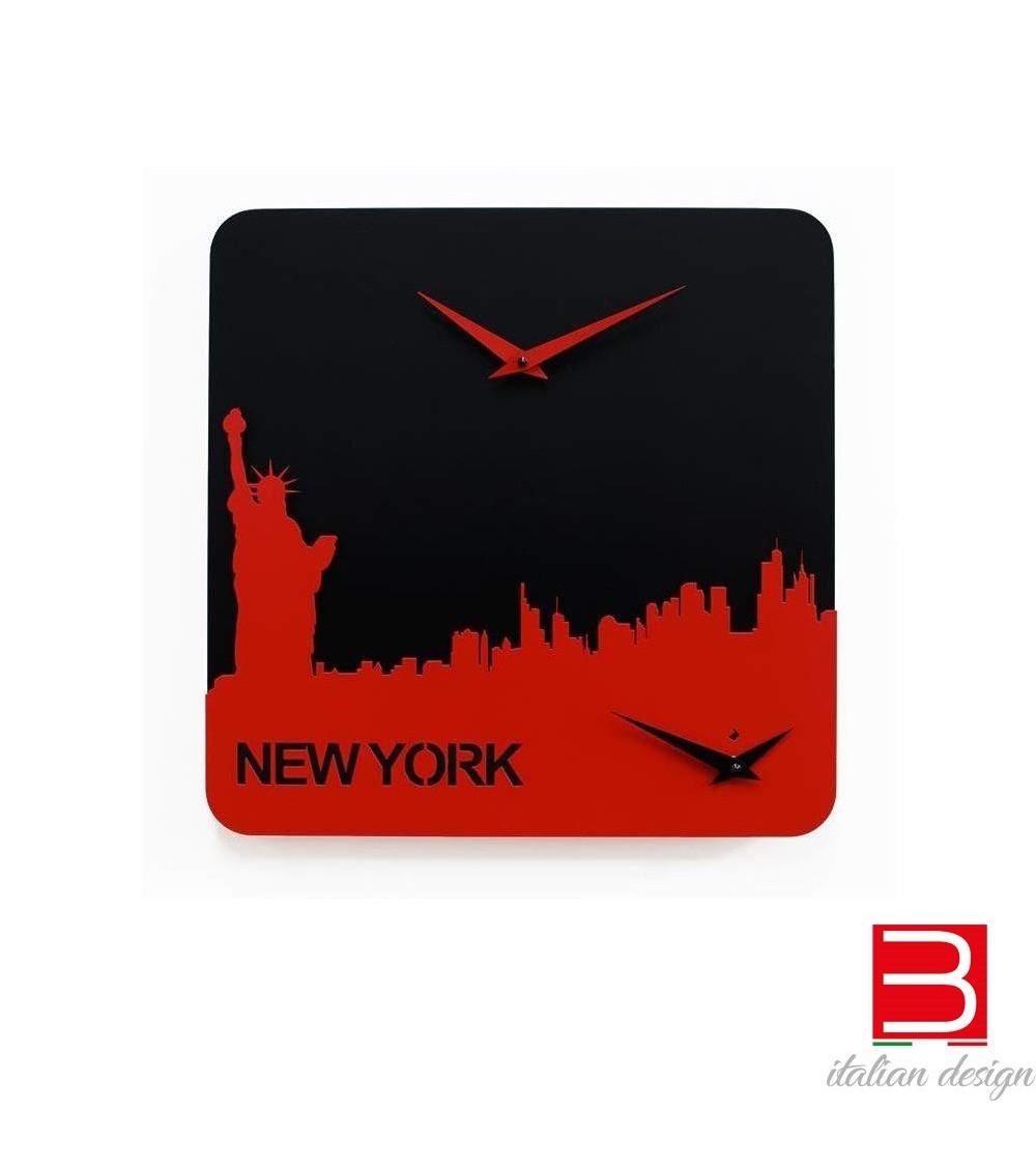 Reloj Progetti 25th Time travel - New York