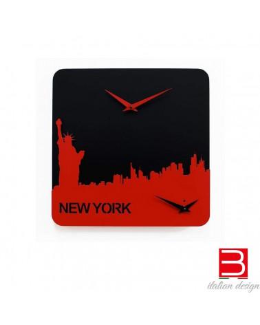 Orologio Progetti 25th Time travel - New York