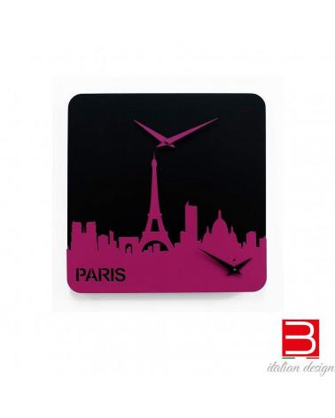 Orologio Progetti 25th Time travel - Paris
