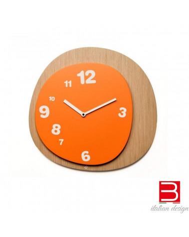 Orologio da parete Progetti 25Th Woodie