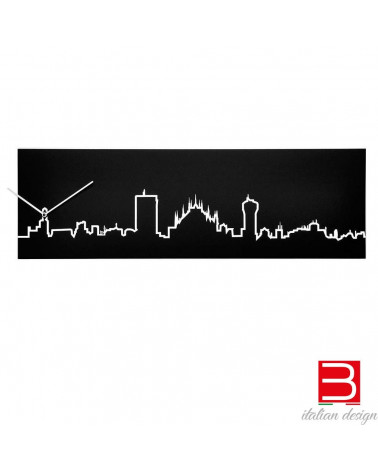 Orologio da parete Progetti 25th Skyline