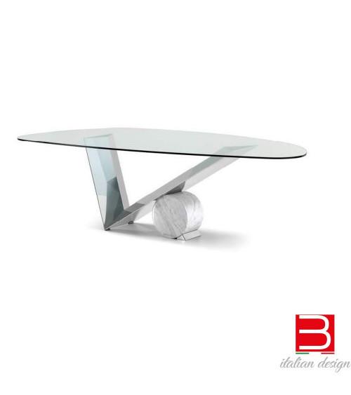 tavoli-moderni-marmo-nero-cattelan