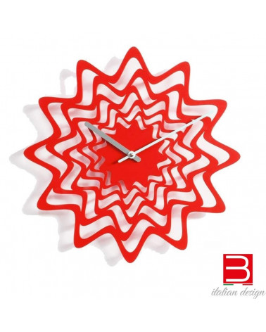Horloge mural Progetti 25th Flux