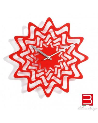 Reloj de pared Progetti 25th Flux
