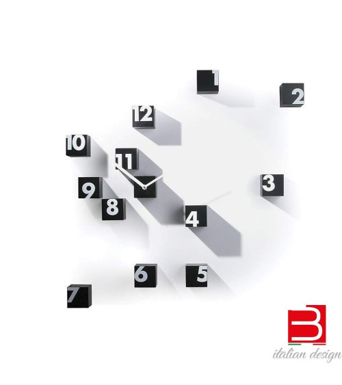 Reloj de pared Progetti 25th year rnd_time