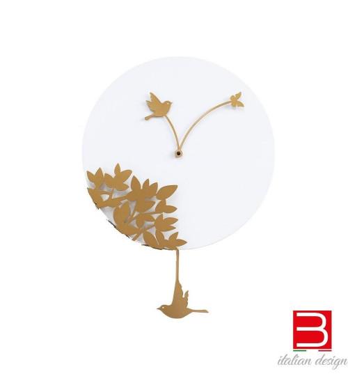 reloj de pared Progetti 25th Little bird's story