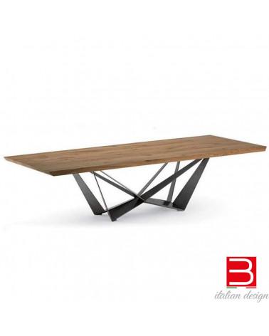 Tisch Cattelan Skorpio Wood (versione A)