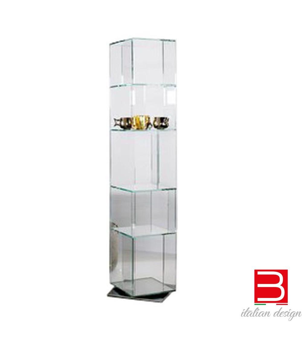 Libreria Bonaldo Cubic Glass