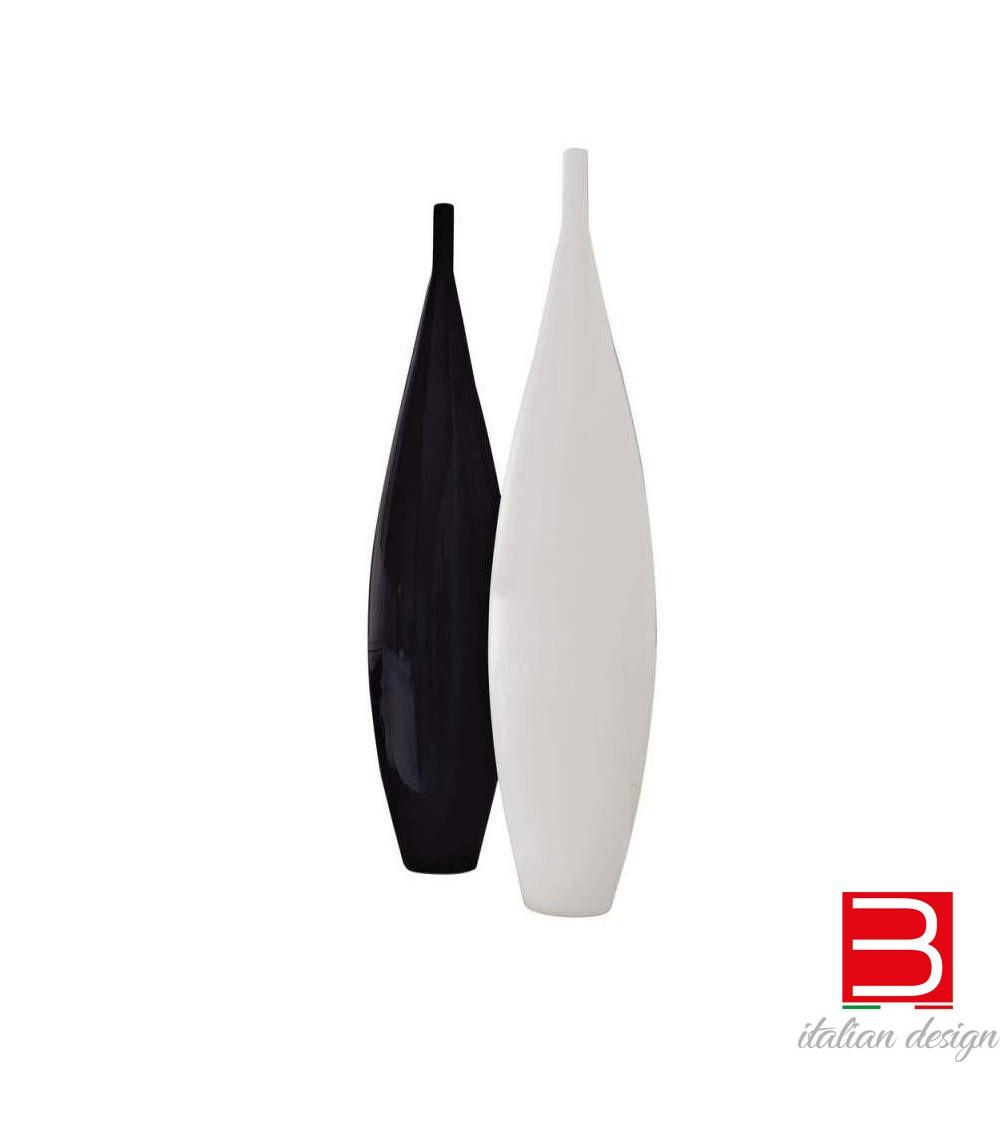vaso di design bianco adriani&rossi zoe
