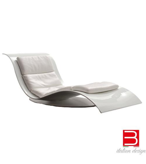 Chaise longue Désirée Eli Fly bassa