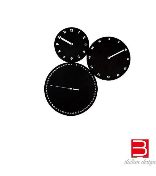 Clock Progetti 25th year H:M:S: