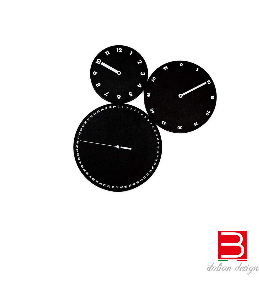 Horloge Progetti 25th year H:M:S: