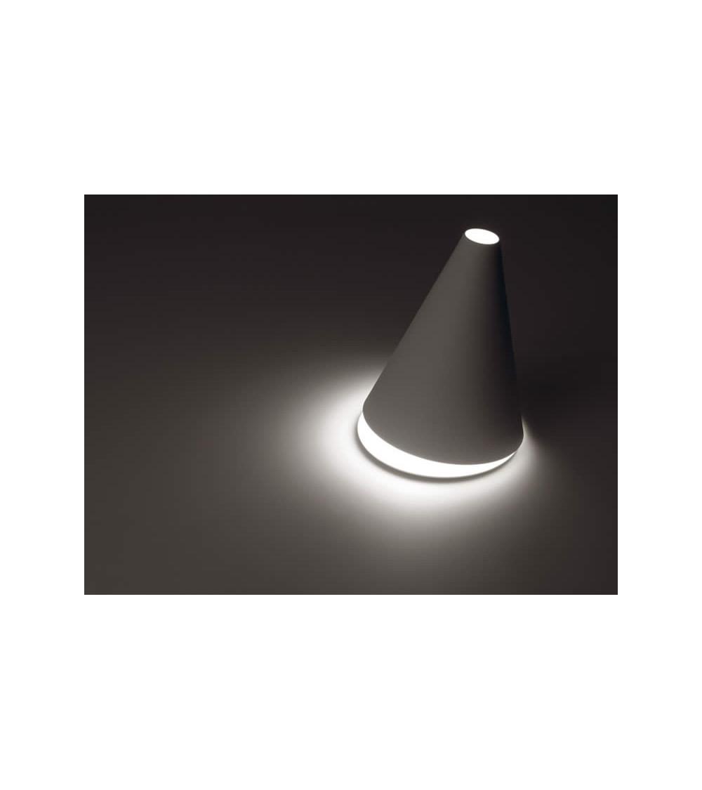 Lámpara de mesa Davide Groppi Palpebra