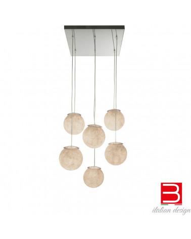 Lámpara colgante In-es.artdesign Sei Lune