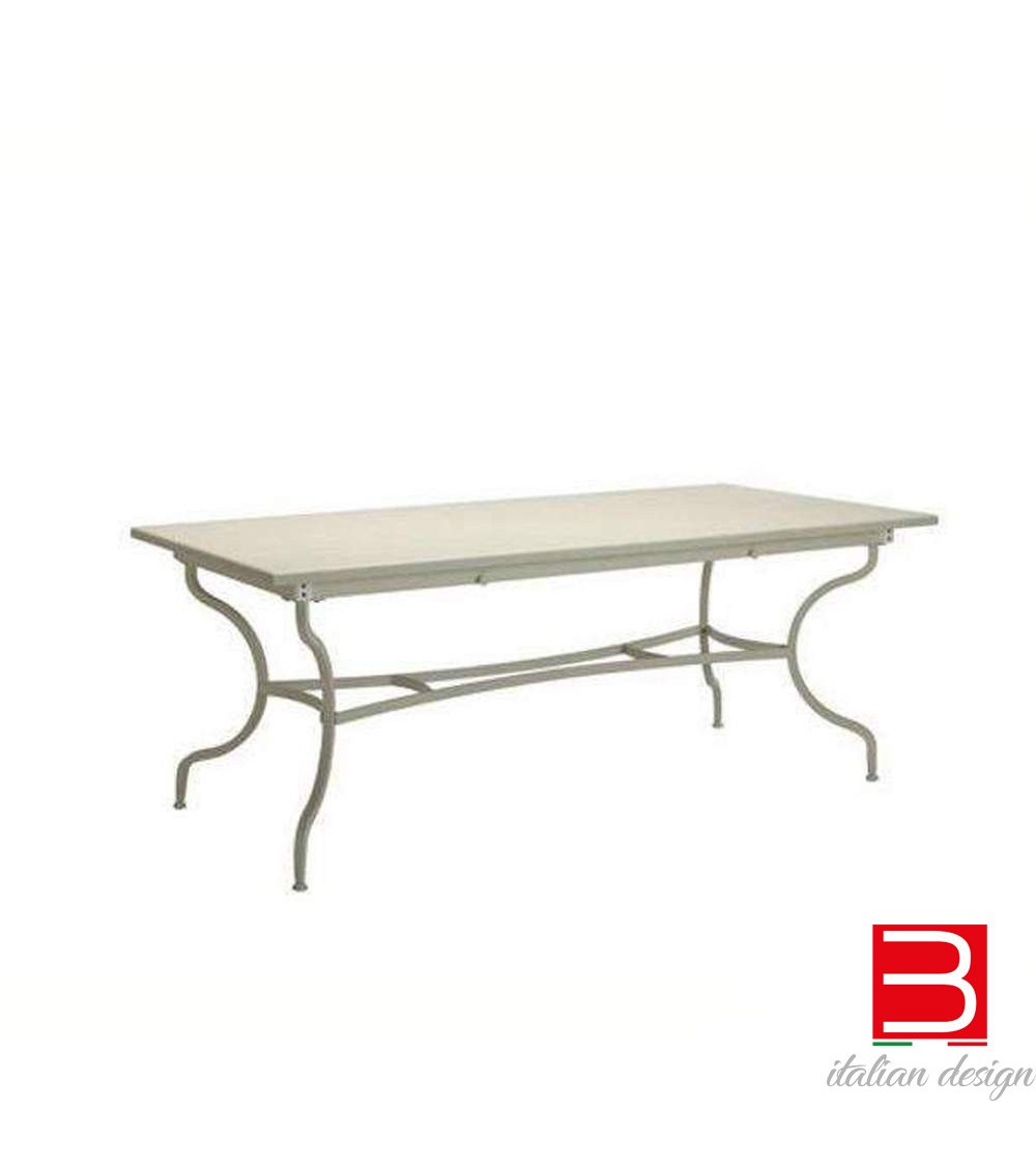 Mesa extensible rectangular Ethimo Elisir