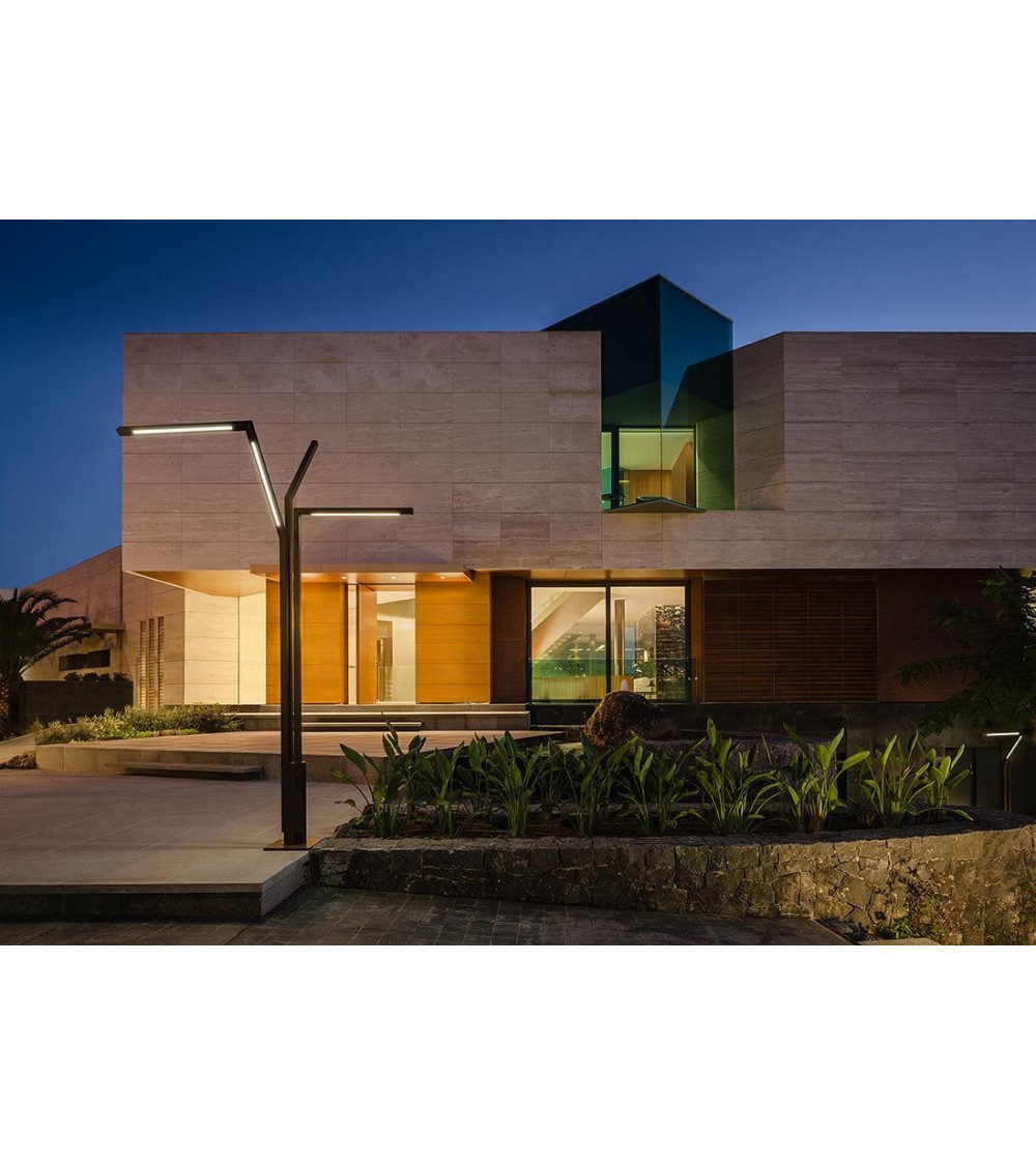 Lampada da Terra Vibia Palo Alto