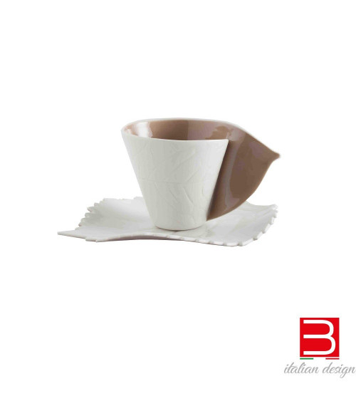 2 Cup Bosa Natural Leaf