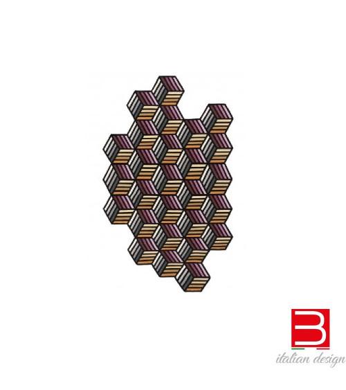 Carpet Gan Parquet Hexagon