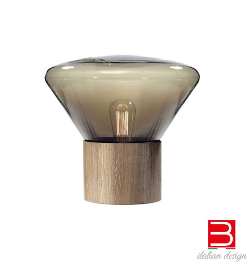 Tischlampe Brokis Muffins Mini Wood