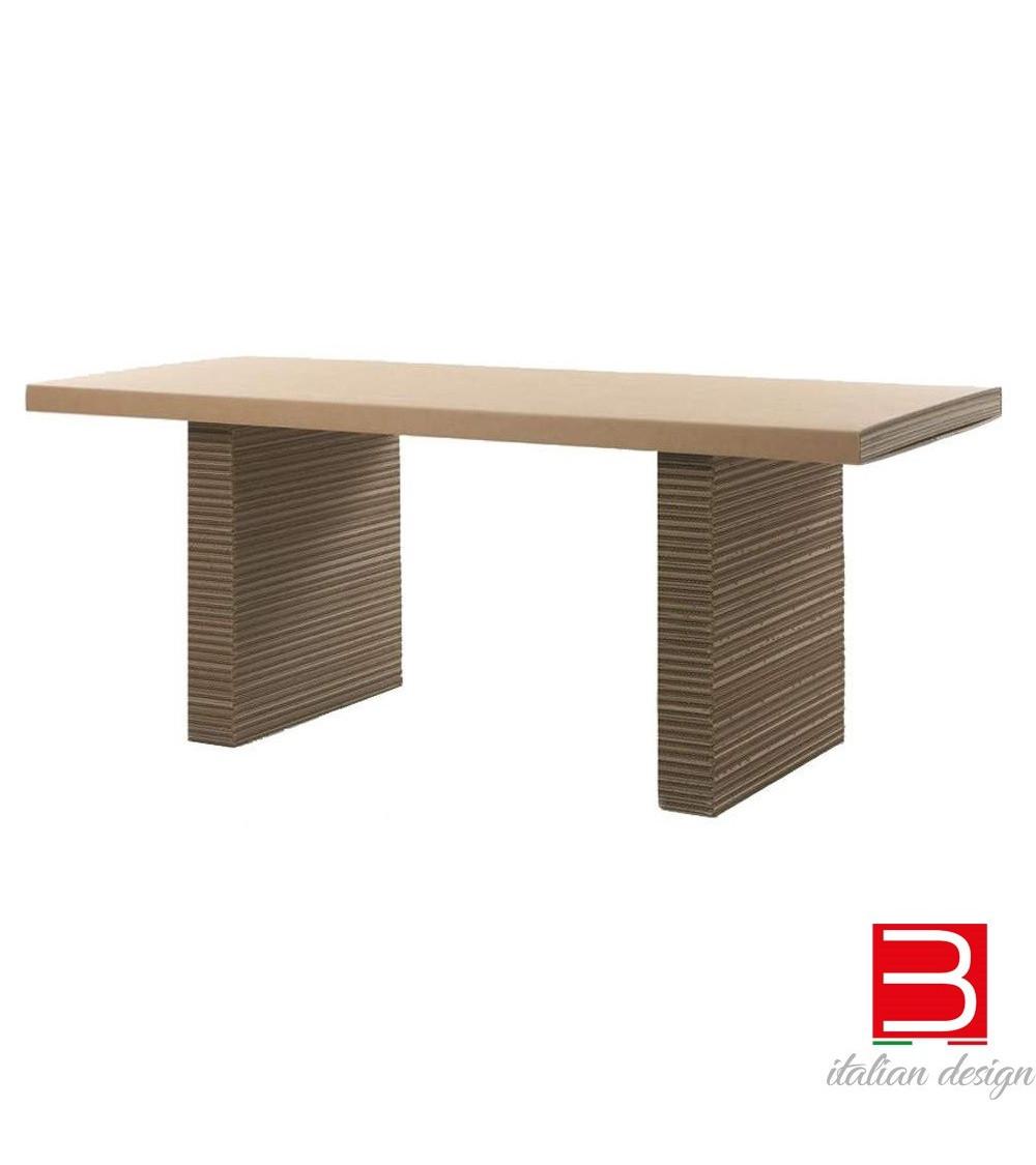 Tavolo di cartone Kubedesign Elio